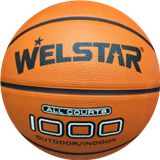 Balón Basketball All Court 1000 Welstar|carulla.com
