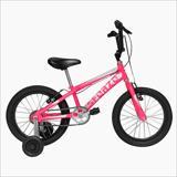 Bicicleta Infantil Niña Rin 16 Auxiliare S - Rosa|exito.com