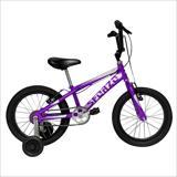 Bicicleta Infantil Niña Rin 16 Auxiliare S - Mor|exito.com