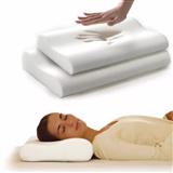 2 Almohadas Memory Pillow Ortopédicas Indeformable Con Aloe|carulla.com