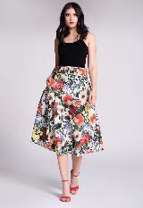 Falda con cinturón|carulla.com