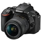Camara Nikon D5600 con lente 18-55 mm|carulla.com