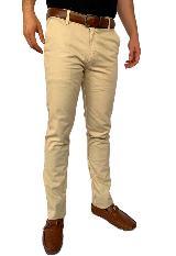 Pantalon Drill Beige Para Hombre Ref,1132|carulla.com