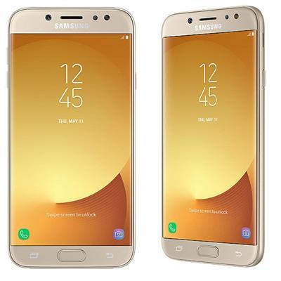 Celular Samsung Galaxy J7 Pro Octa Core 32GB - Dorado