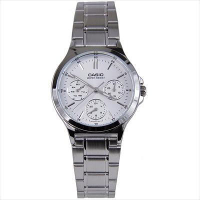 dd68bf09870c CASIO--Reloj Casio Mujer Ltp-V300D-4A Analogo Pulso Metalico-exito