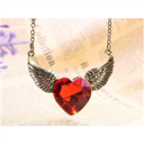 Collar Corazón Diamante Dayoshop COLL10|carulla.com