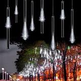 Luces navideñas con forma de lluvia SURLIGHT meteorlight01|carulla.com