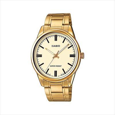 e779582ec0d2 CASIO--Reloj Casio Mujer Ltp-V005G-9A Analogo Pulso Metalico-exito