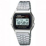 Reloj Casio A159wa-n1 Unise En Acero Inoxidable|carulla.com