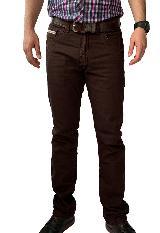 Pantalon Drill Cafe Para Hombre Ref,1134|carulla.com