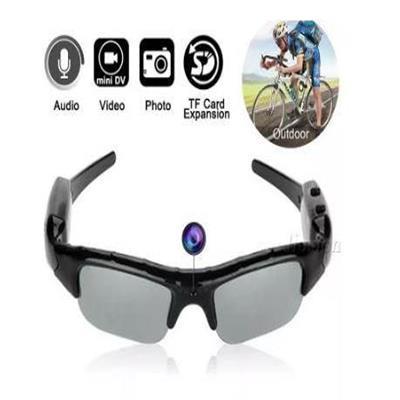 e331e9f33e Mini C mara Gafas De Sol Con Video Audio Grabador De Voz Bic Gafas c ...