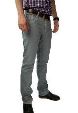 Pantalon Drill Gris Para Hombre Ref,1134|carulla.com