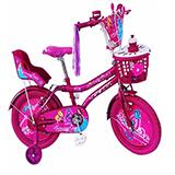 Bicicleta Gw Princess Story Rin 16  - Rosado|exito.com