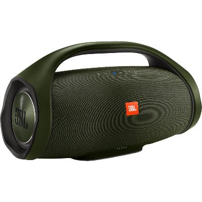 Parlante Portatil JBL Boombox 60W 24horas - verde