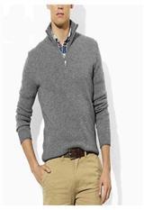 Buso Hombre Sweater Cremallera - Blanco|carulla.com