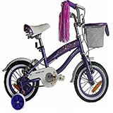 Bicicleta Gw Candy Rin 16  - Morado|exito.com