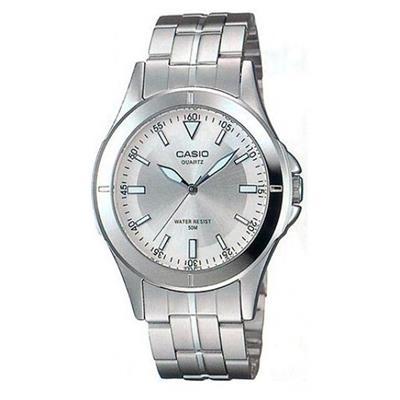 e4c3605f2873 CASIO--Reloj Casio Hombre Mtp- 1214A-7A Analogo Pulso Acero-exito