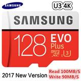 Memoria Micro Sd Samsung 128 Gb Clase 10 U3 100mb s 4k|carulla.com