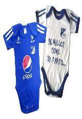 Set Ropa Para Bebe Bodys Millonarios De Millos Baby Monster|carulla.com