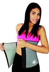 Cinturilla Reductora De Broches Ajustable Doble Faz Gray|carulla.com