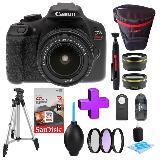 Combo Camara Canon T6 - 1300D + Super Combo carulla.com