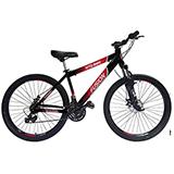 Bicicleta Todoterreno 27.5 GW 1.1 Shimano Tipo Moto Negra|carulla.com