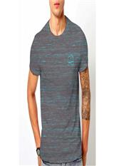 Camiseta Salmon Stripes Fist|carulla.com