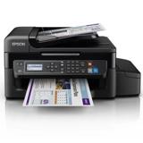 Impresora Multifuncional Epson EcotankL575 Inalámbrica Negro|carulla.com
