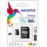 Memoria Micro Sd Adata 32GB Clase 10 UHS-I 50 Mb-Seg 10-RA1|carulla.com