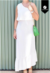 21e4805aa9 Vestido para Mujer Limonni Bennett Li1311 - Largos elegante