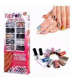 Kit De Decoracion De Unas Fab Foils Transf|carulla.com