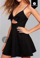 6bde276c41 Vestido para Mujer Limonni Bennett Li1265 - Cortos elegante