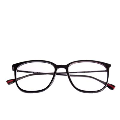 658628a786 SAN MARINO--Gafas Monturas Oftálmicas Negro San Marino PSO8HV C2-exito.com