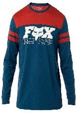 Camibuso Race Team Azul Fox para Hombre|carulla.com