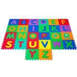 Tapete didactico en Foamy abecedario completo|carulla.com