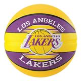 Balon Baloncesto Basketball NBA Los Angeles Lakers|carulla.com