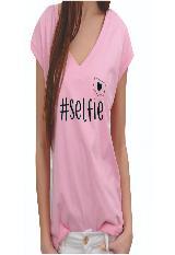 Camiseta para Hombre Selfi carulla.com