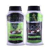 Shampoo y Tratamiento Anticaida Moringa-Coco-Argan 700Ml carulla.com