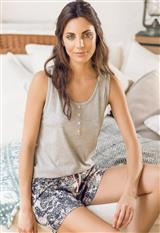 Pijama Ref TSHJ260 Tania Mujer|carulla.com