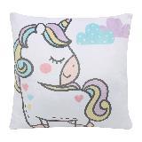 Cojin decorativo unicornio niña|carulla.com