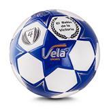 Balon futbol Numero 4 Super sonico gama alta Blanco y  Azul|carulla.com