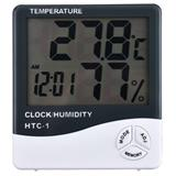 Termohigrometro Digital Alarma HTC-1|carulla.com