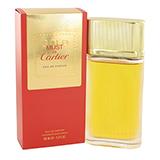 Perfume Cartier Must Gold 3.3oz 100ml Mujer EDP carulla.com