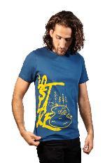 T-Shirt Manga Corta Cuello Redondo Hombre Lost Lake|carulla.com