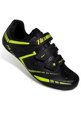 Zapatillas para ciclismo Ruta Negro amarillo|carulla.com