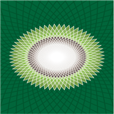 Mantel Rectangular Estrella Verde 2X1.50Mt|carulla.com