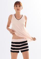 Pijama Short en viscosa Ref 15330|carulla.com