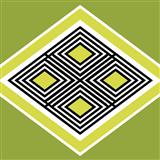 Mantel Rectangular Rombos Verdes 2X1.50Mt|carulla.com