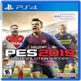 Videojuego PES 19 PS4|carulla.com