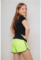 Short Verde Niña Maqui Sportswear Sh|carulla.com